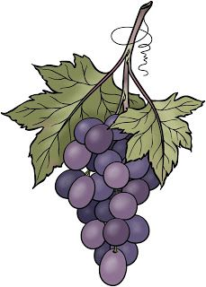 Free Printable Originally Designed: September 2010 Remastered: January 2017 Original artwork by Beccy Muir, all rights reserved. Grape Painting, Fruit Painting, Fabric Painting, Fruit Coloring Pages, Colouring Pages, Grape Drawing, Frida Art, Wood Carving Patterns, Art Drawings Sketches