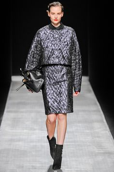 Sportmax Fall 2012 Ready-to-Wear Collection Slideshow on Style.com