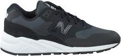 fantastische Zwarte New Balance Sneakers MRT580 HEREN