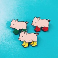 #Repost @arzie  Just added some new pig pins and chenille patches to my shop. This is my last new stuff of the year. Domestic(usa) orders today and tomorrow should get there in time for the holidays. Link in profile.    (Posted by https://bbllowwnn.com/) Tap the photo for purchase info. Follow @bbllowwnn on Instagram for great pins patches and more!
