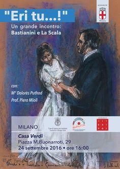 Si parlerà e si si ascoltera Ettore Bastianini a Casa Verdi Milano il 24 settembre 2016 alle ore 16.00!