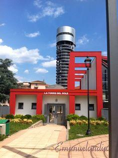 La torre del sole - Brembate