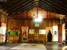 1000 Images About Homes Malay Kampung On Pinterest