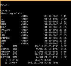 MASM using DOS BOX in WINDOWS 8 | Answering Machine