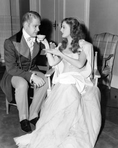 Nelson Eddy and Jeanette MacDonald | by Vintage-Stars