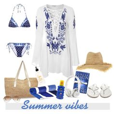 Summer vibes by Coastal Style Blog