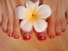 nail art for toes   DOVE BIRDS Nail Art Design For Spring Toe and Finger nails
