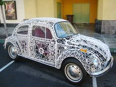Happy art of moving: Volkswagen Beetle Collection Mito!