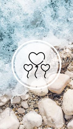 Wallpaper Iphone5, Qhd Wallpaper, Heart Wallpaper, Aesthetic Iphone Wallpaper, Wallpaper Backgrounds, Instagram Logo, Free Instagram, Instagram Story Ideas, Instagram Feed