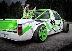 Drift Truck .. hella dope
