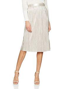 653259d216 Garcia Women's's B70320 Skirt (Silver 2109) 16 (Size:X-Large)