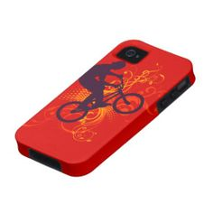 Purchase a new Biker case for your iPhone! Shop through thousands of designs for the iPhone iPhone 11 Pro, iPhone 11 Pro Max and all the previous models! Street Bikes, Mobile Cases, Iphone 4, Iphone Case Covers, Road Bike
