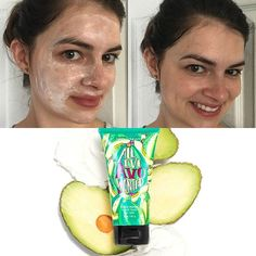 """A valued customer of Posh is using the """"All I've Avo Wanted"""" hydrating face mask. If you're looking for soft, bright, youthful-looking skin, this creamy face mask is all you've 'avo' needed. Avocado oil, shea butter, and cocoa butter nourish and moisturize while milk helps soothe and rejuvenate.   *This is included in Buy 5, Get the 6th FREE.  $19.00"""
