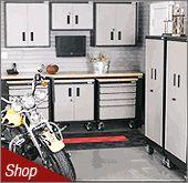 Sandstone Metal Cabinets