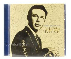 • The Essential Jim Reeves • Country Album • (CD, 1995, RCA) • Near Mint  #NashvilleSound #Country #JimReeves #BoyntonBoys