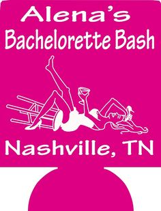 Lot 12 personalized bachelorette party by odysseycustomdesigns, $29.99