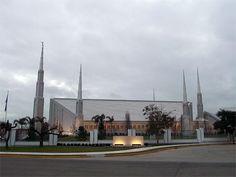 Buenos Aires Argentina Mormon Temple. © 2012, Juan Carlos Vigo Aponte. All rights reserved.