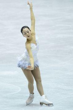 Mao Asada - ISU World Team Trophy 2013 - Day 3