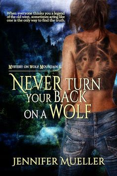 Cover Contest - Never Turn your Back on a Wolf - AUTHORSdb: Author Database, Books and Top Charts