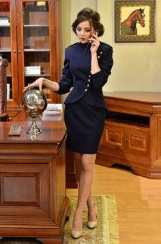 EN venta Dina Jacket por LauraGalic en Etsy