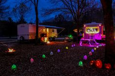 Full Hook Up RV Sites at our annual Halloween Spooktacular. camping, wreaths, bestfriend ideas, halloween The post Full Hook Up RV Sites at our annual Halloween Spooktacular. appeared first on Dekoration. Halloween Camping Decorations, Outdoor Halloween Parties, Diy Halloween Decorations, Halloween Themes, Belle Halloween, Holidays Halloween, Halloween Diy, Halloween Wreaths, Halloween 2020