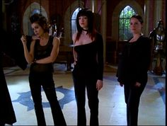 The Evil Charmed One's
