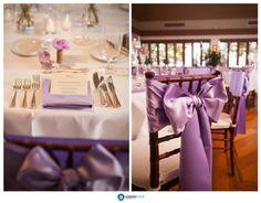 Hawaii Wedding Photographer Halekulani Hotel Purple Floral Engaging Moments Coordination satin linen chairs