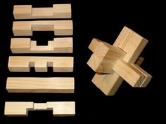 Wood 6 Piece Burr Puzzle Solution When you are seeking for fantastic ideas regarding wood working, then http://www.woodesigner.net will be able to help you!