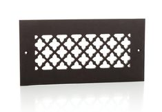Pacific Register - cast aluminum w/ black powder coating. (Also bronze). Wood Floor Finishes, Vent Covers, Room Screen, Furniture Decor, It Cast, It Is Finished, Bronze, Black Holes, Ceiling