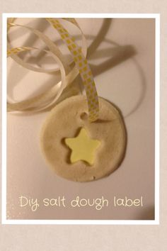 Diy gift labels.