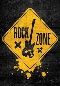 Rock And Roll, Metal, Funny, Home Decor, Decoration Home, Rock Roll, Room Decor, Rock N Roll, Metals