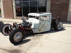 Rat Rod Wonderful Places, Rats, Antique Cars, Destinations, Antiques, Vintage Cars, Antiquities, Travel Destinations, Rat