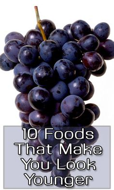 10 Foods That Make You Look Younger http://lifelivity.com/foods-to-look-younger/