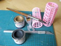 Learn to make dollhouse accessories from found objects with artist Gosia Suchodolska