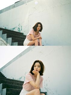 Short Hair - Korean Fashion