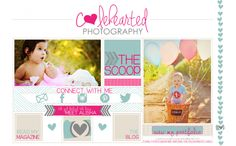 Mesmerizing Moments » Photography Website Design - custom site