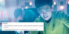 Star Trek text posts