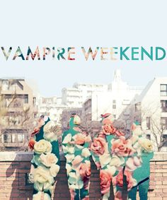 """""""I know I love you and you love the sea/ Wonder if the water contains a little drop little drop for me"""" Vampire Weekend"""