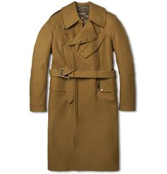 Belstaff Weston Twill Trench Coat and Quilted Jacket