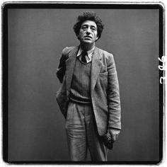 Alberto Giacometti, peintre, sculpteur suisse