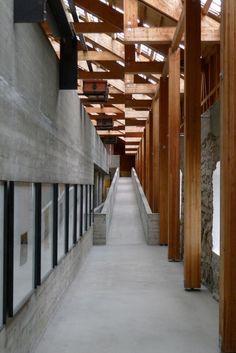 Sverre Fehn – Hedmarksmuseet,Hamar