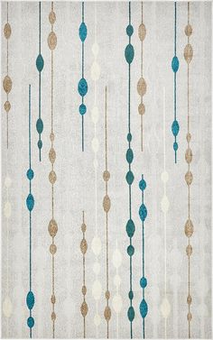 Silver 152cm x 245cm Transitional Indoor/Outdoor Rug | Area Rugs | AU Rugs