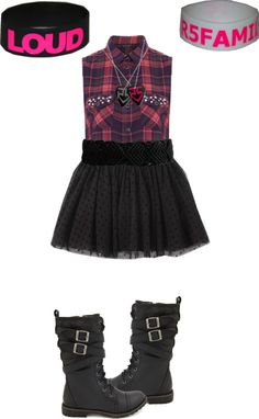 """""""Rydel lynch inspired (R5)"""" by kiki09-1 ❤ liked on Polyvore"""