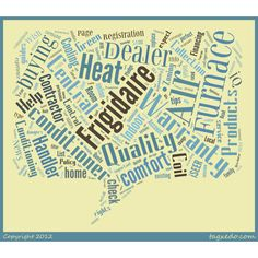 Tag Cloud Generator - example by client.