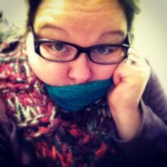 Nov26 just as a precaution; think I'm gonna double up. #tryonscarfs2013