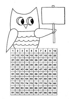 Askartelun riemua kotona ja koulussa: Pöllö-nimilappu
