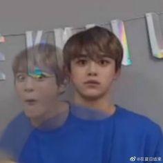Meme Faces, Funny Faces, Meme Pictures, Reaction Pictures, Jaehyun, Nct Album, All Meme, Reaction Face, Lucas Nct