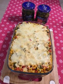 razem B Food, Baked Chicken Recipes, Macaroni And Cheese, Dinner Recipes, Easy Meals, Food And Drink, Cooking Recipes, Snacks, Baking