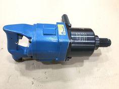 E Air Tool 1 - Pneumatic Impact Wrench