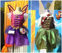 Disney's The Pirate Fairy Costumes | Costume Ideas for RunDisney | Pi…